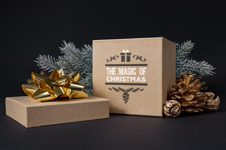 50 Beautiful Gift Box Mockup Templates Creatisimo Net