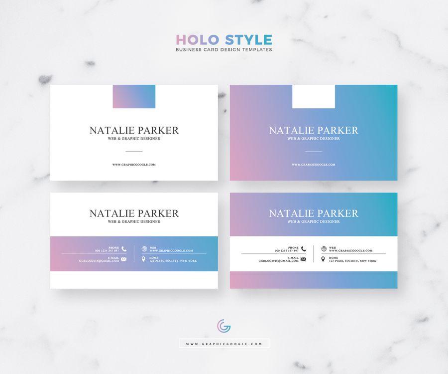 30 Business Card Templates For Graphic Designer Creatisimo Net